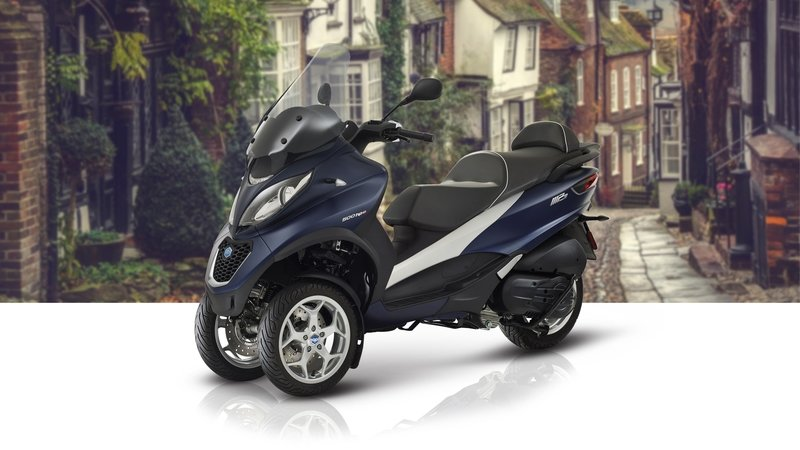 2018 Piaggio MP3 500 HPE Business