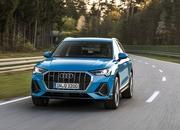 The Audi Q3 Looks the Same but is a Bit Larger With some Q8 DNA - image 788276