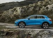 The Audi Q3 Looks the Same but is a Bit Larger With some Q8 DNA - image 788280