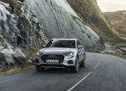 The Audi Q3 Looks the Same but is a Bit Larger With some Q8 DNA - image 788284