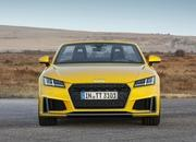 The 2019 Audi TT Is Fresher, Meaner, More Tech Savvy, and Quick-Tempered - image 787293