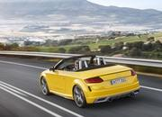 The 2019 Audi TT Is Fresher, Meaner, More Tech Savvy, and Quick-Tempered - image 787298