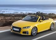 The 2019 Audi TT Is Fresher, Meaner, More Tech Savvy, and Quick-Tempered - image 787301