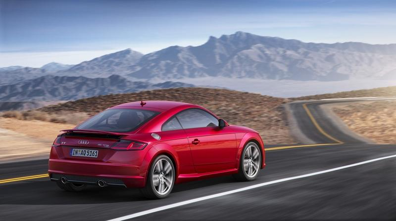 The Audi TT Is Yet Another Victim of the SUV Craze Exterior - image 787307