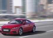The Audi TT Is Yet Another Victim of the SUV Craze - image 787310