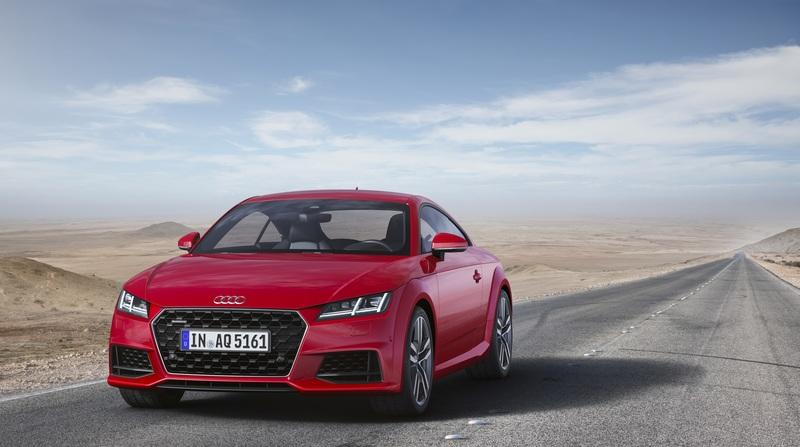 The Audi TT Is Yet Another Victim of the SUV Craze