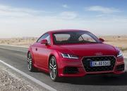The Audi TT Is Yet Another Victim of the SUV Craze - image 787314
