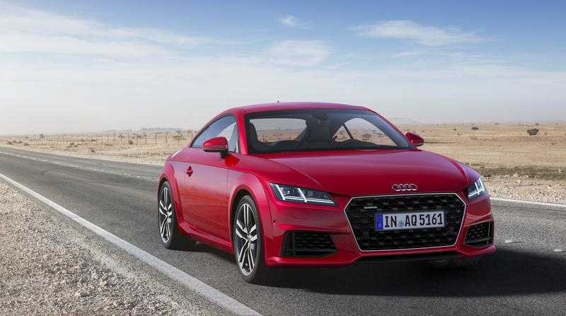 The Audi TT is Sportier Than Ever and Has a Longer List of Standard Features
