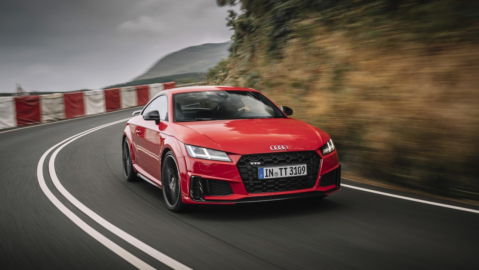 List Of Muscle Cars >> Audi TT: Latest News, Reviews, Specifications, Prices ...