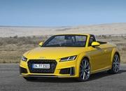 The 2019 Audi TT Is Fresher, Meaner, More Tech Savvy, and Quick-Tempered - image 787289