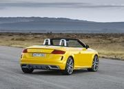 The 2019 Audi TT Is Fresher, Meaner, More Tech Savvy, and Quick-Tempered - image 787290
