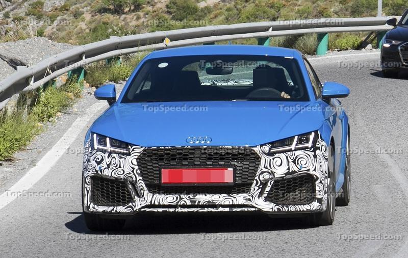 The 2019 Audi Tt Is Fresher Meaner More Tech Savvy And