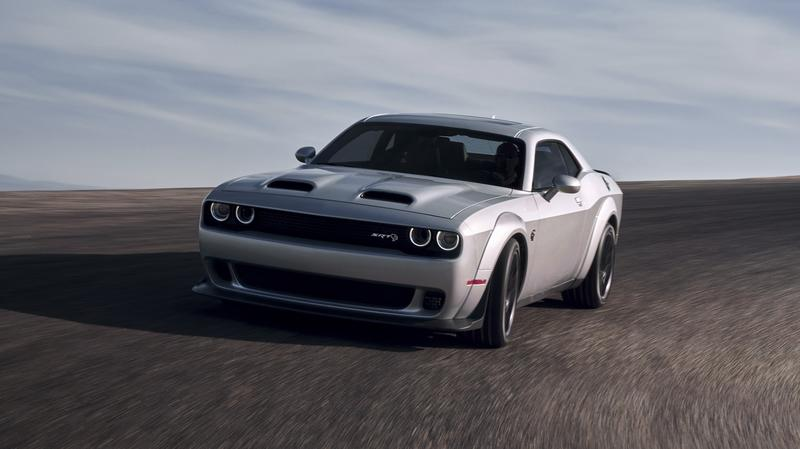 Wallpaper of the Day: 2019 Dodge Challenger SRT Hellcat Redeye