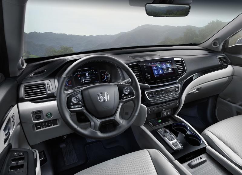 Honda Revamps the Pilot, Adds Standard Safety Tech, and Revises the Nine-Speed Transmission
