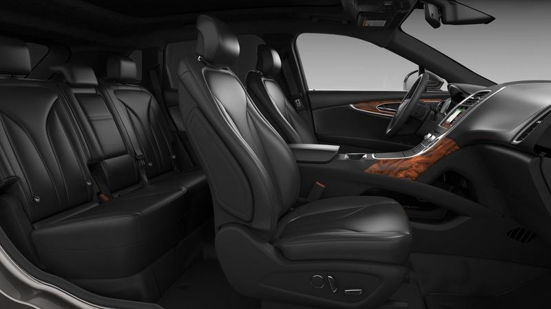 2019 Lincoln Nautilus Configurator - How We'd Spec It