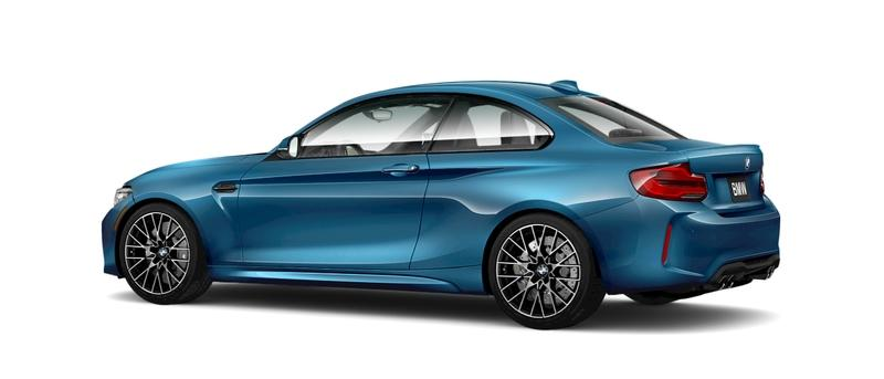 BMW M2 Competition Configurator Has Surprisingly Few Options
