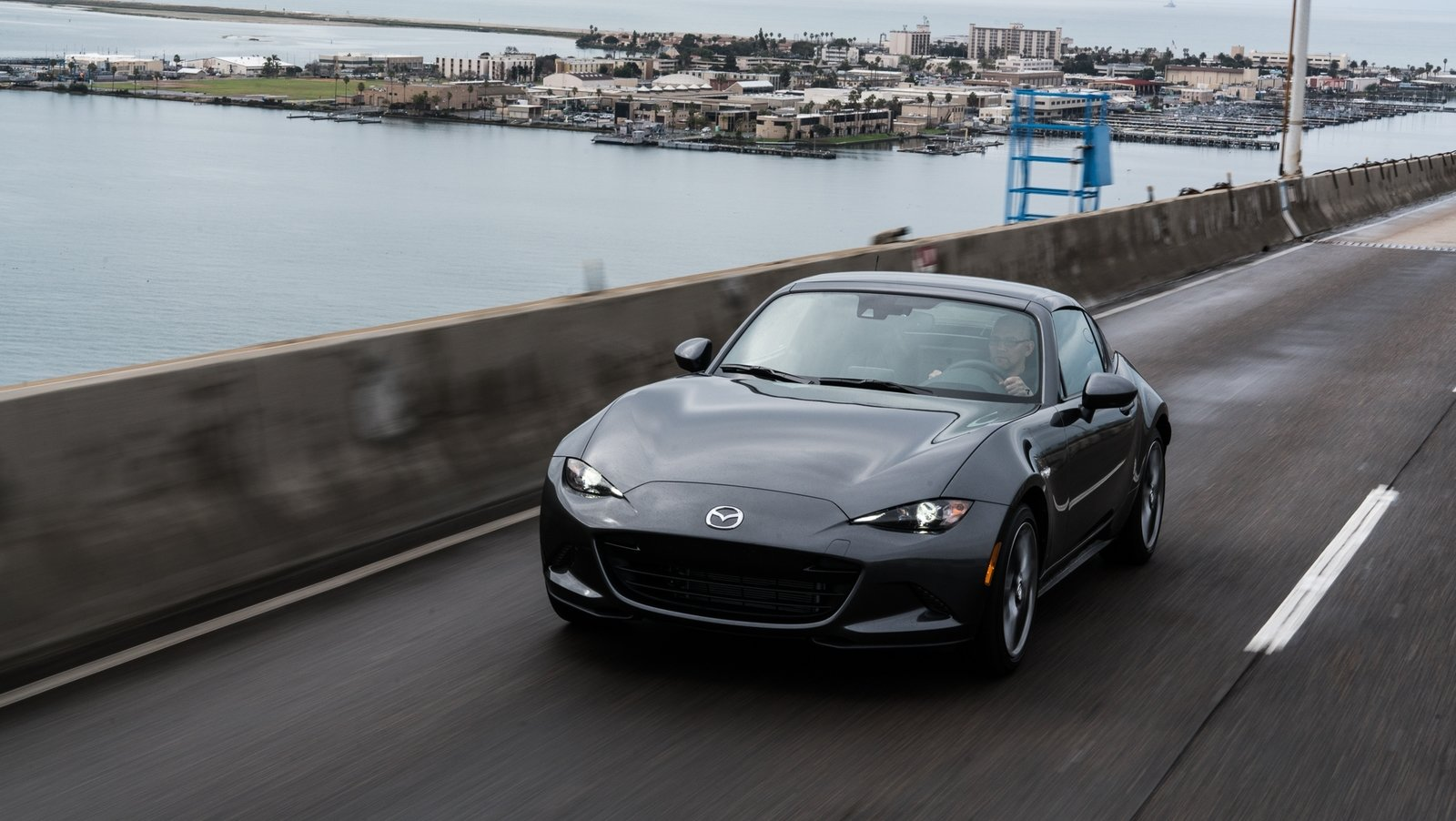 The 2019 Mazda MX-5 Miata, On Sale In August, Gets New ...