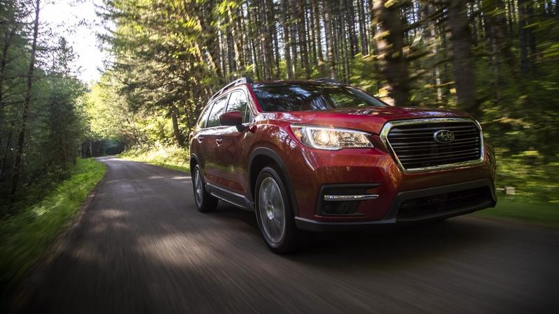 2019 Subaru Ascent - image 786264