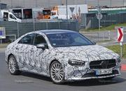 2020 Mercedes-Benz CLA is upon us and here are the first reviews - image 788053