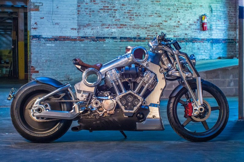 Confederate Motorcycles rises back from the ashes