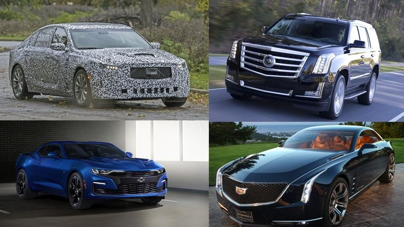 5 Cars Cadillac Should Make ASAP