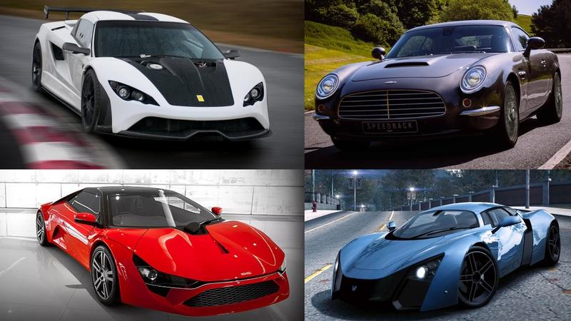 5 Modern Sports Cars You've Probably Never Heard Of