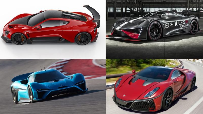 5 Modern Supercars You've Probably Never Heard Of