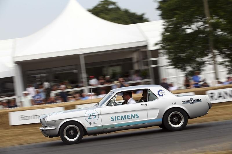 6 Awe-inspiring Appearances at the 2018 Goodwood Festival of Speed