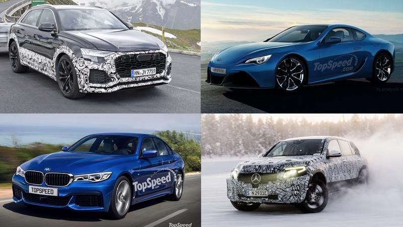 6 Game-Changing Cars Coming in the Second Half of 2018