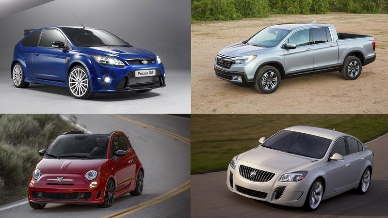 8 Cars With Amazing Front Wheel Drive Systems That Prove You Don't Always Need AWD