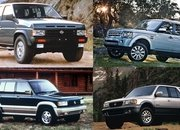 8 SUVs That Went From Being Tough as Nails to Lightweight Family Haulers - image 786106