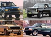 8 SUVs That Went From Being Tough as Nails to Lightweight Family Haulers - image 786107