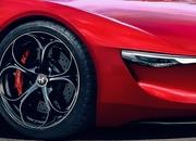 What Do We Know About The New Alfa Romeo 8C? - image 785934
