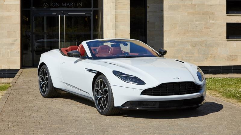 2018 Aston Martin DB11 Volante Henley Royal Regatta