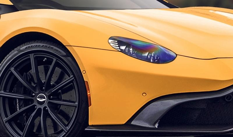 2020 Aston Martin Mid-Engined Supercar - image 785856