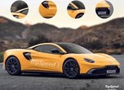 2020 Aston Martin Mid-Engined Supercar - image 785543