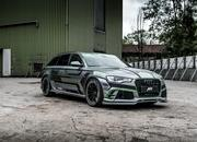 2018 Audi RS6-E Hybrid Concept by ABT - image 786018