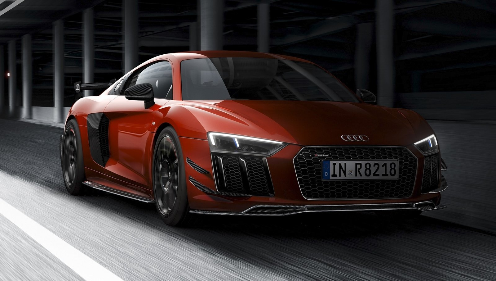 2019 Audi Sport Performance Parts R8 Edition