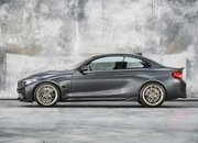 BMW M Performance Parts concept M2 Is Like A Throwback To The M3 CSL - image 786419