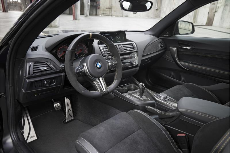 BMW M Performance Parts concept M2 Is Like A Throwback To The M3 CSL Interior - image 786432