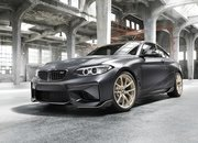 BMW M Performance Parts concept M2 Is Like A Throwback To The M3 CSL - image 786412