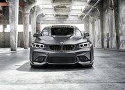BMW M Performance Parts concept M2 Is Like A Throwback To The M3 CSL - image 786413