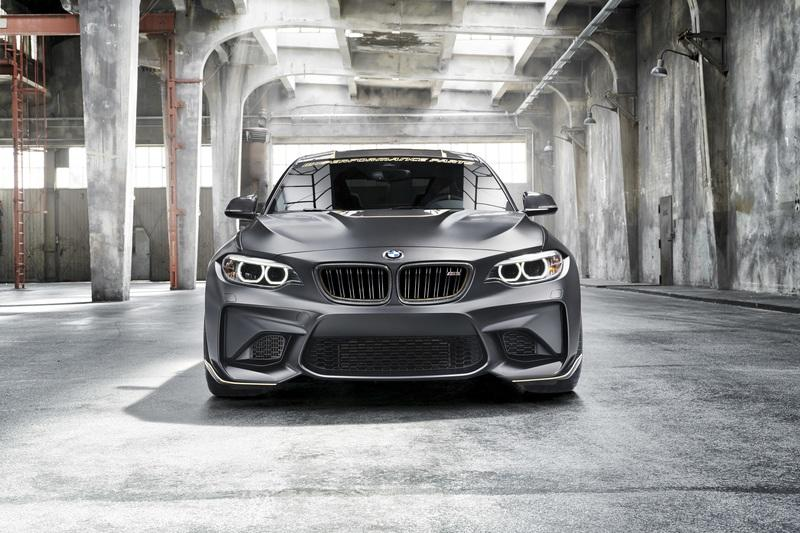 BMW M Performance Parts concept M2 Is Like A Throwback To The M3 CSL Exterior - image 786413