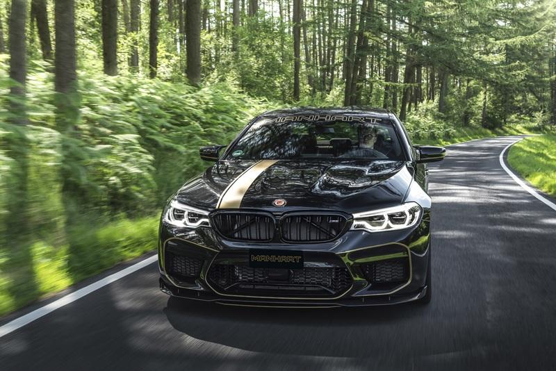 2018 BMW MH5 by Manhart - image 785787