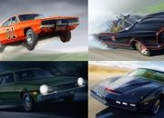 Budget Direct Renders 10 Cult Classic TV Show Cars - image 787244