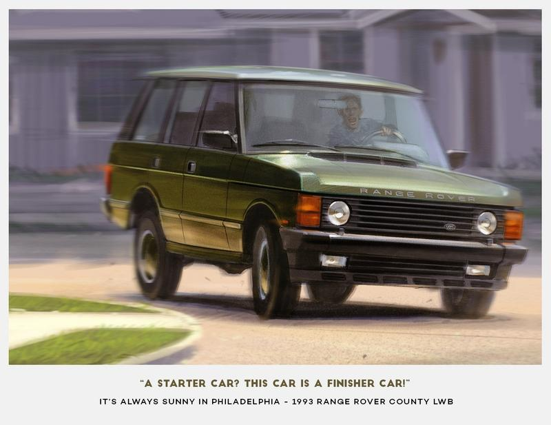 Budget Direct Renders 10 Cult Classic TV Show Cars - image 787240