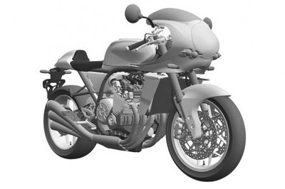 Honda's dreamy CBX six-cylinder could make a comeback
