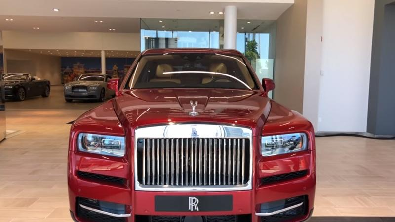 Check Out this Detailed Walkaround of the Rolls-Royce Cullinan Launch Edition - Video