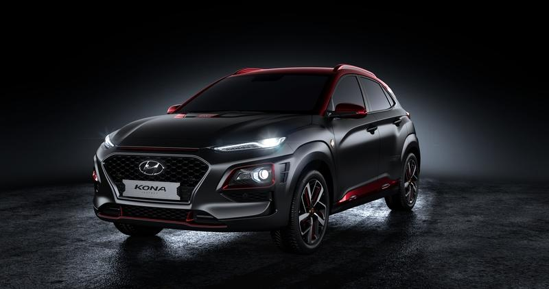 Check Out This Iron Man Edition of the Hyundai Kona
