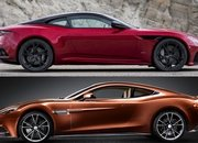 Comparison: 2019 Aston Martin DBS Superleggera vs. Aston Martin Vanquish - image 785571